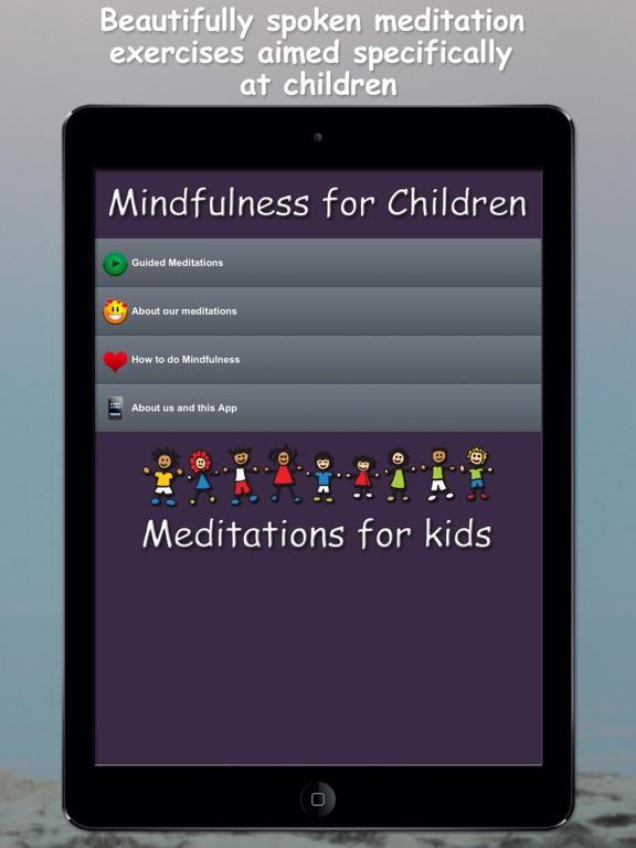Mindfulness for Children Screenshots