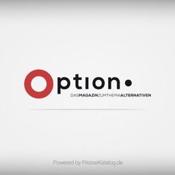 Option - Zeitschrift