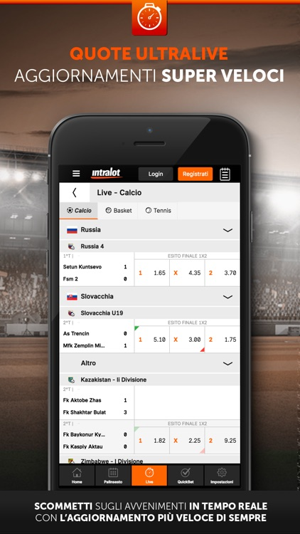Intralot Scommesse Sportive screenshot-2