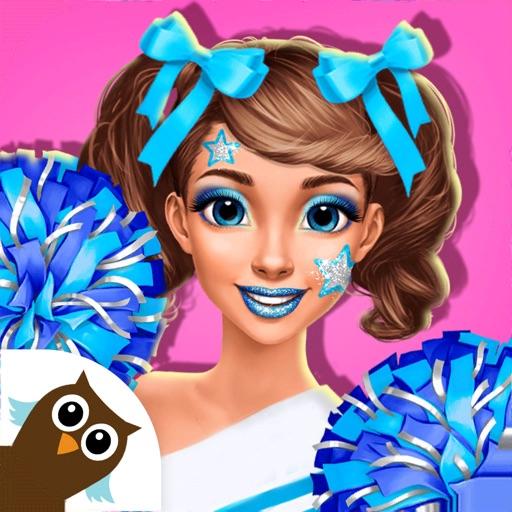 Hannah's Cheerleader Girls