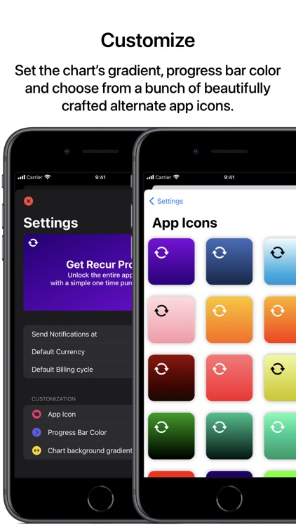 Recur - Subscription Tracker screenshot-5