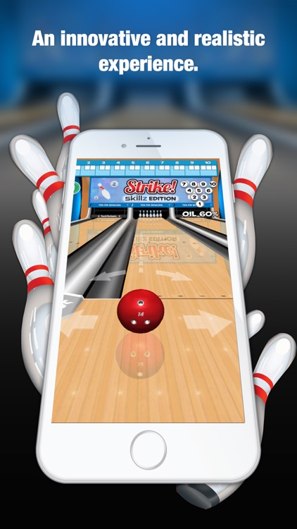 Strike! Real Money Bowling screenshot-1