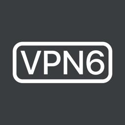 VPN6- Unlimited VPN WiFi Proxy