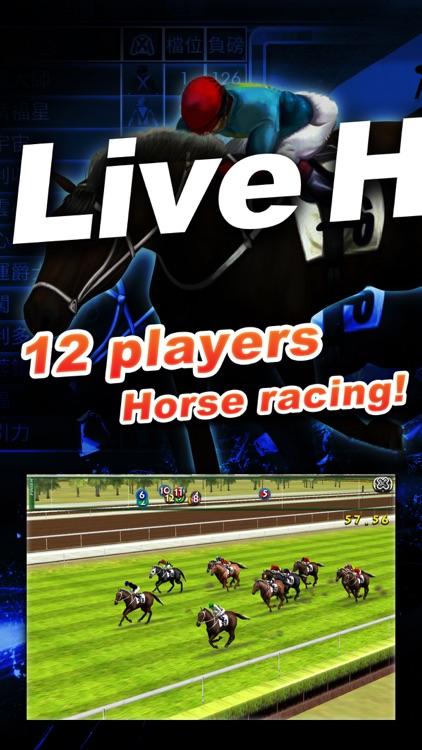 iHorse GO: Horse Racing LIVE screenshot-0