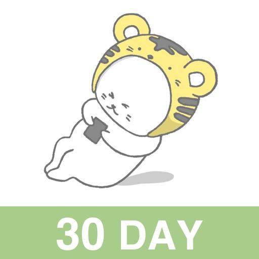 30日腹筋チャレンジ!