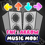 FNF : Arrow Music Pixel Mods на пк