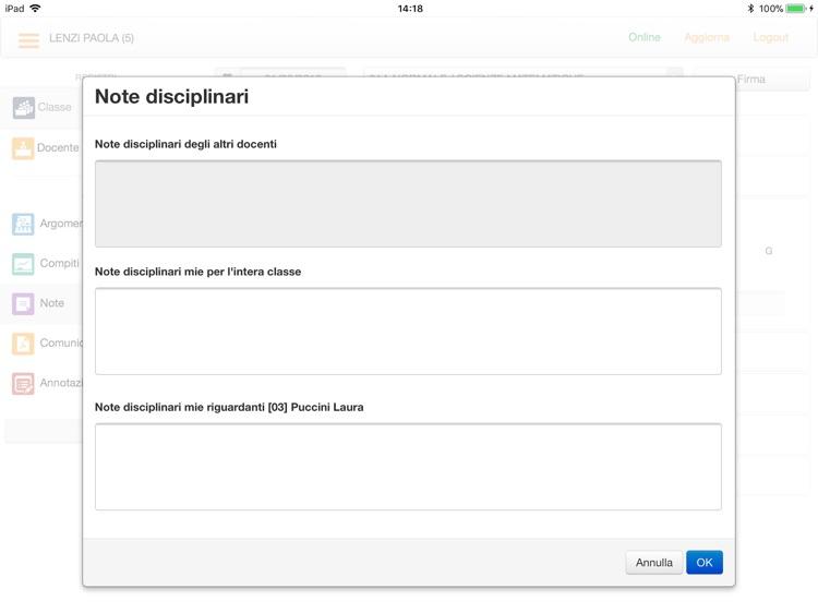 RE App Docenti screenshot-4