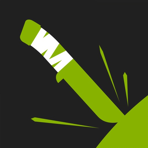 Knife Rush app for ipad