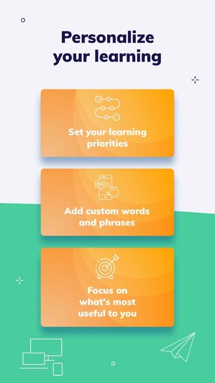 MosaLingua - Learn Languages screenshot-4