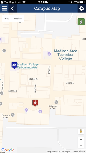 Matc Campus Map.Mymadisoncollege On The App Store