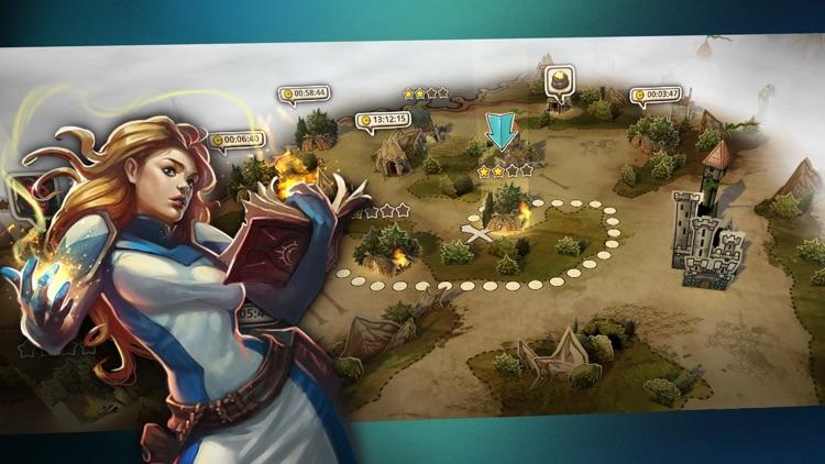 Heroes of Destiny: Fantasy RPG screenshot-3
