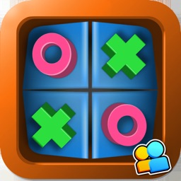Tic Tac Toe - HD Multiplayer
