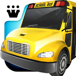 High School Bus Simulator - 3D