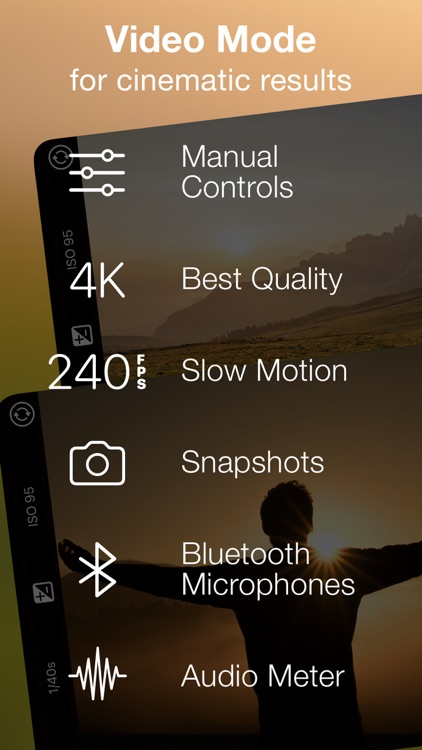 ProCamera. Pro Manual Camera screenshot-7