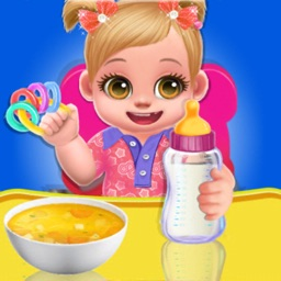 Babysitter Baby Care Game