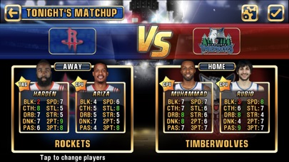 Screenshot for NBA JAM by EA SPORTS™ in Canada App Store
