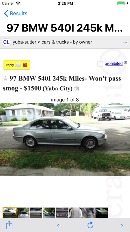 BRZO - Craigslist Classifieds screenshot-0