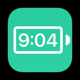 Ícone do app Battery Life Indicator