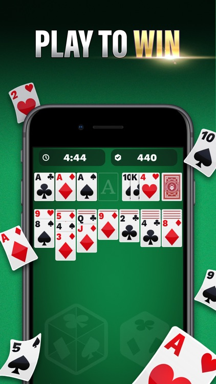 Solitaire Cube - Card Game screenshot-4