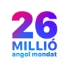 26 millió angol mondat
