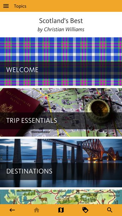 Scotland's Best: Travel Guide screenshot 2