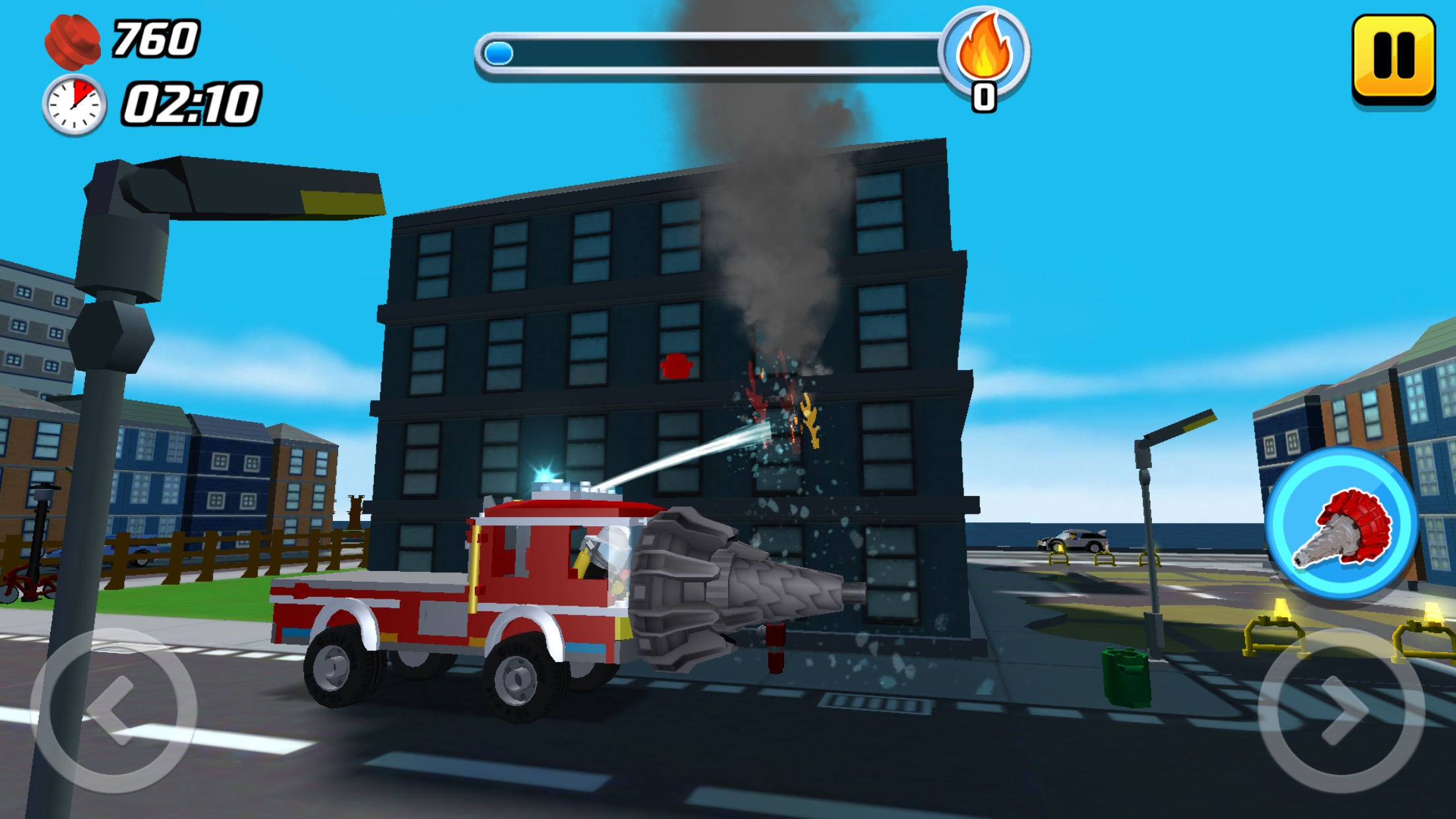LEGO® City game Screenshot