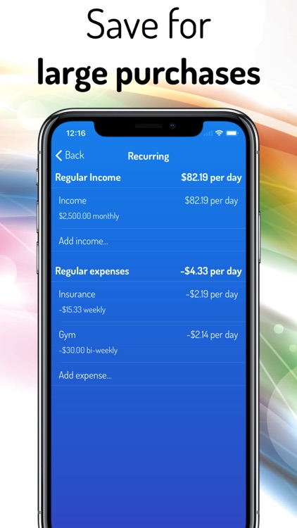 Piggy Bank Pro: Easy budgeting screenshot-4