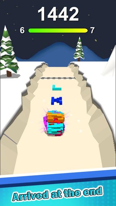 Run!Sticky BallСкриншоты 9