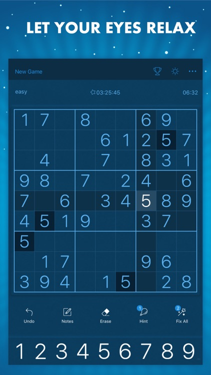 Sudoku Genuine Classic Puzzles screenshot-7