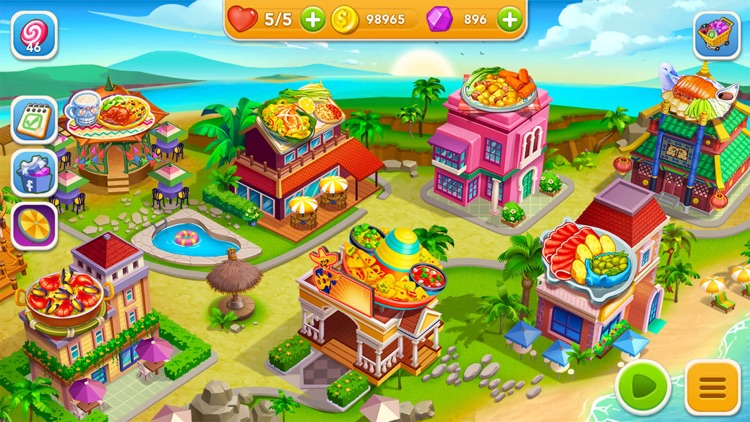 Cooking Frenzy® Crazy Chef screenshot-5