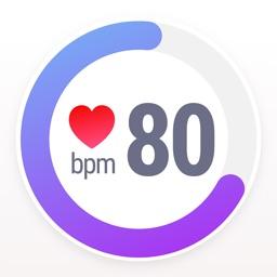 Heart Rate: BP, Pulse Monitor