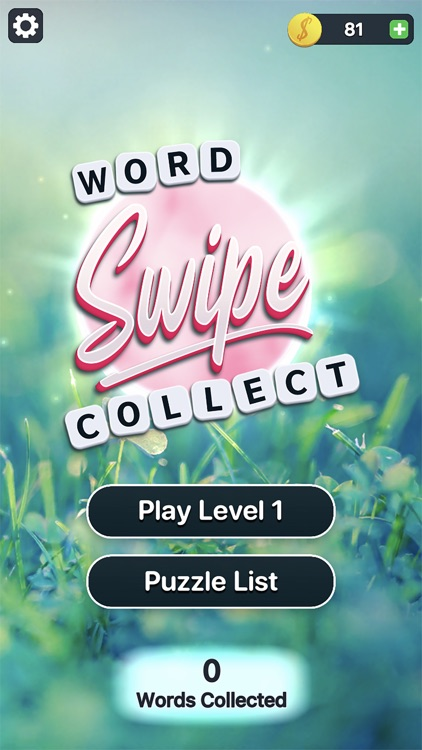 Word Swipe Collect: Anagrams screenshot-9