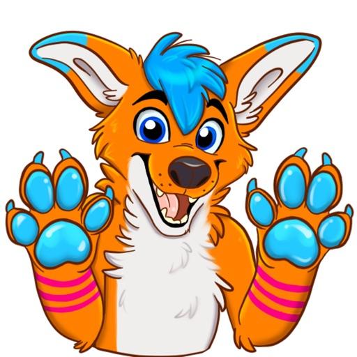 Avi Fox Sticker Pack