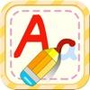 英语字母写字板-学前益智早教英语游戏