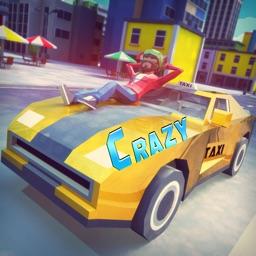 Taxi Driver Sim 2021