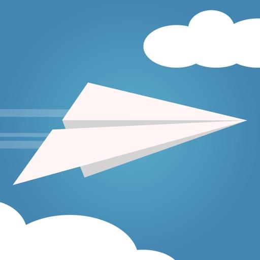 Paper Plane !!