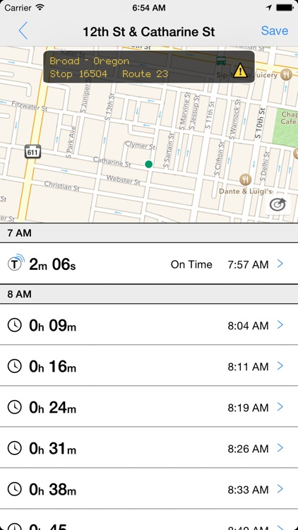 Transit Tracker - Philly