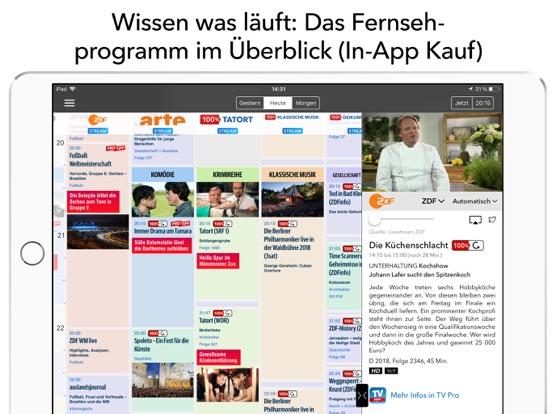Live TV - Fernsehen Screenshots