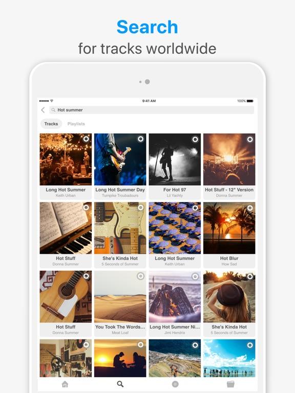 Music Player- Music Video Play-ipad-2
