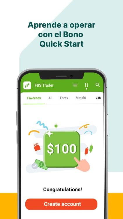 FBS Trader — Trading Platform