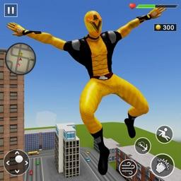 Super-Hero Mad City Stories