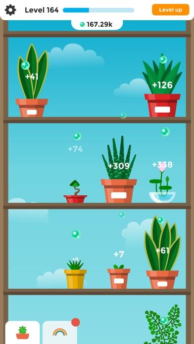 Terrarium: Garden Idle screenshot 1