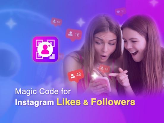 Get Royal Followers' QR Code-ipad-0