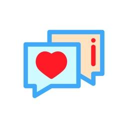 pr社-同城聊天交友软件