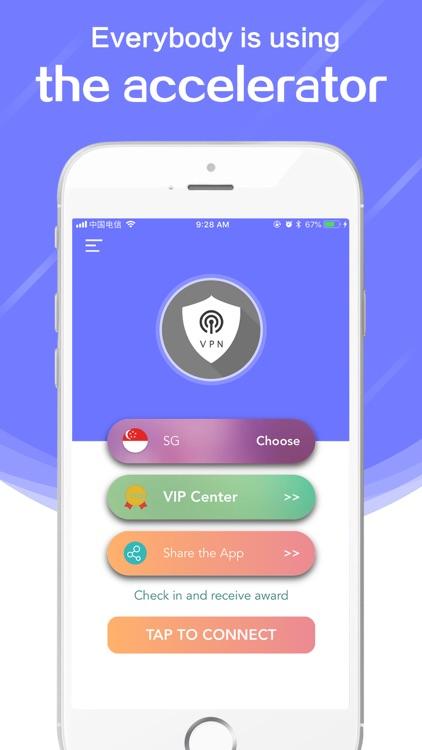 VPN-Security Proxy VPN