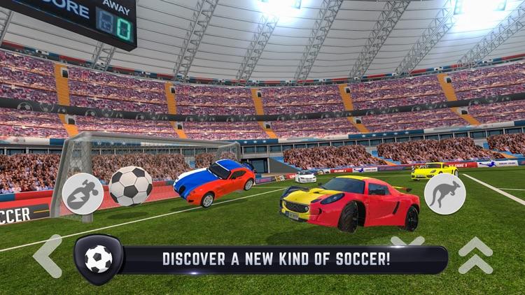 Car Soccer 2018