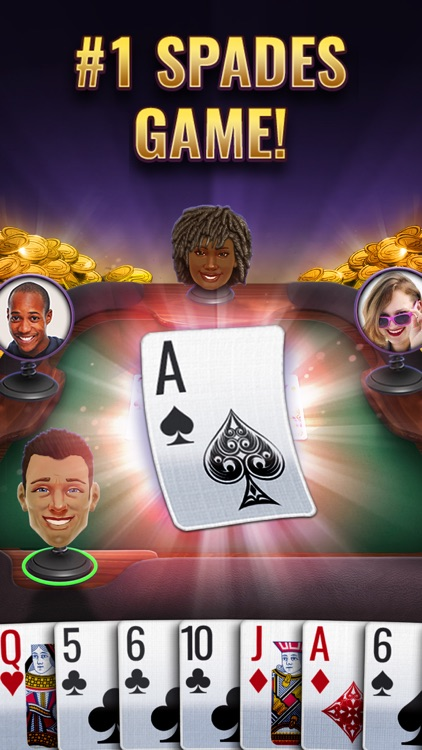 Spades Royale - Best Card Game screenshot-0