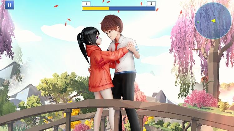 Anime Girl: Yandere Life Sim screenshot-3