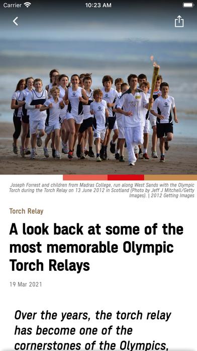 Olympicsのおすすめ画像5