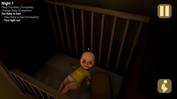 The Baby In Yellow screenshot-5